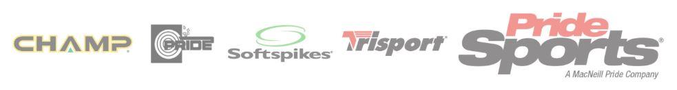 Champ Pride Softspikes logoCapture