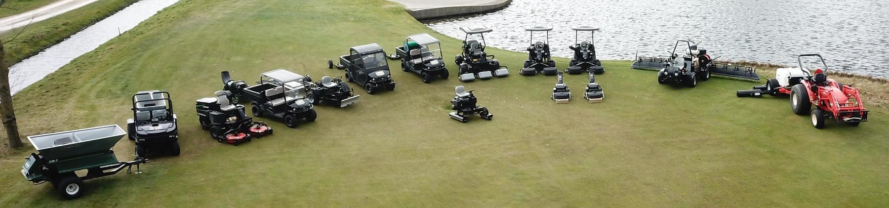 Jacobsen – Golf cropmodGroendael