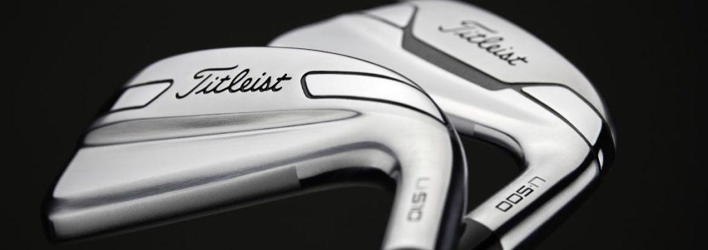 Golf Business News - Titleist introduces new U-Series Utility Irons
