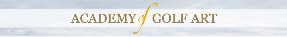 Academy of Golf Art headerapture