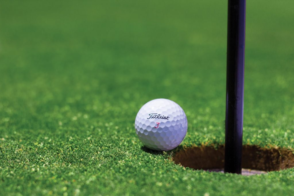 Golf Business News - Preventative approach helps turf ahead