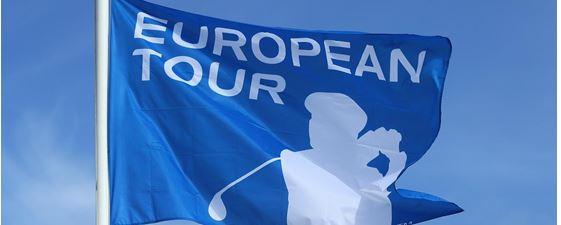 European Tour flagCapture