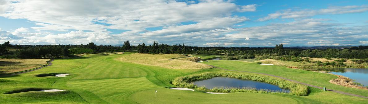 Gleneaglescrop PGA Hole 2
