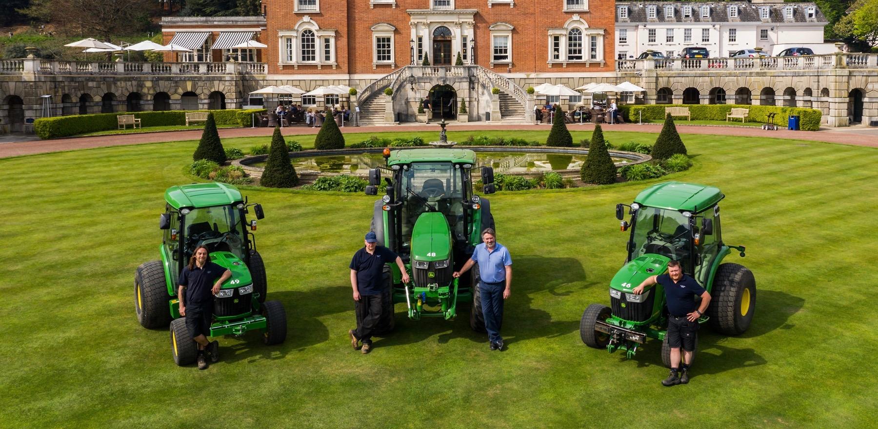 Royal Automobile Club_John Deere tractors A copy (2)
