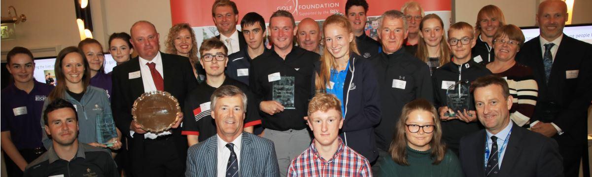 Golf Foundation award winners cropCapture