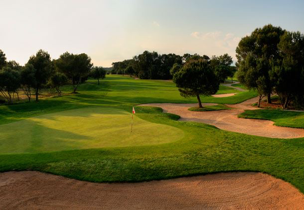 Marriott's Club Son Antem East course, 7th hole