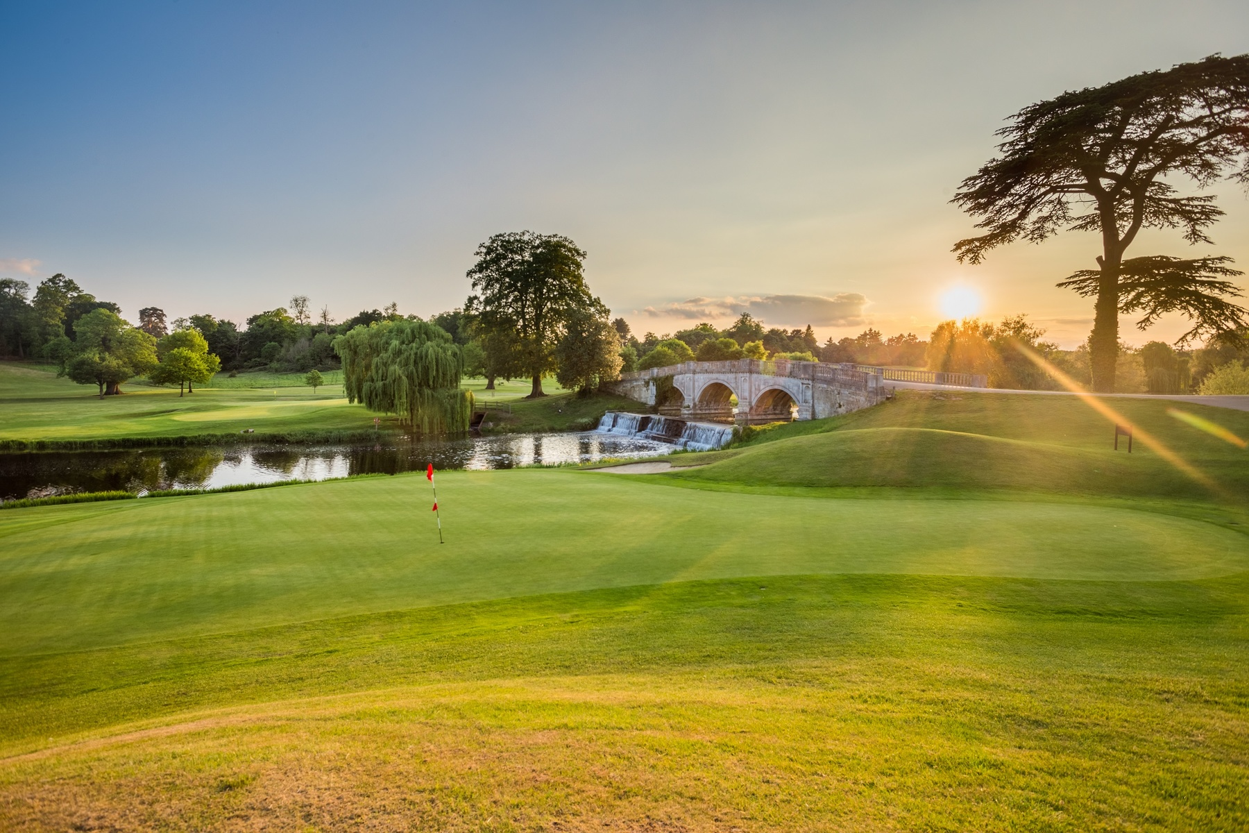 Brocket Hall – Melbourne Course