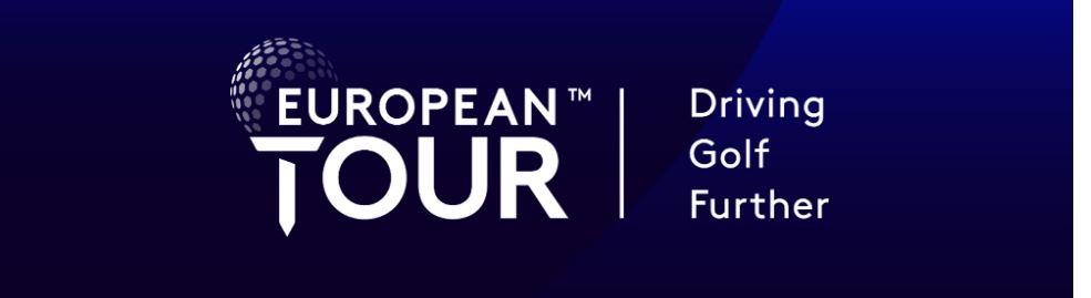 European Tour new logoCapture