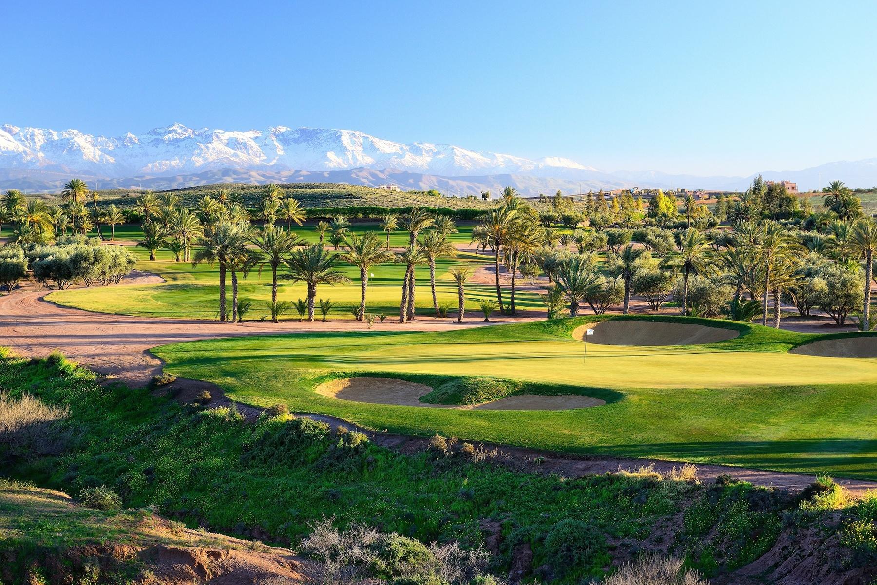H300xL258 Assoufid Golf Club, Marrakech