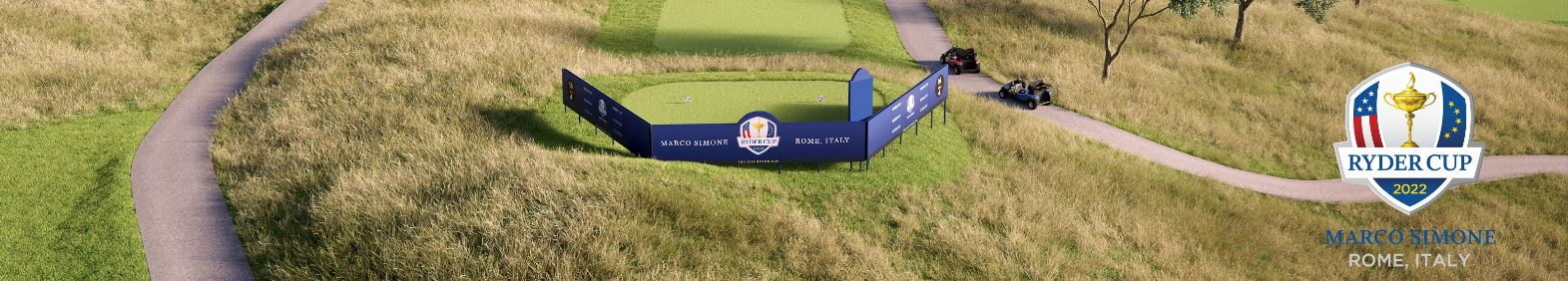 Ryder Cup Italy header