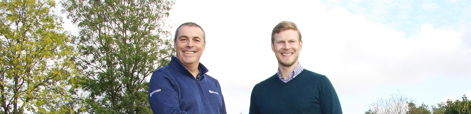 Sandy Farmer & John Helascrop