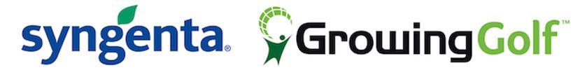 Syngenta Growing Golf banner