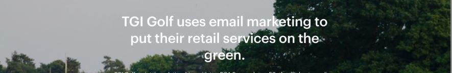 TGI email marketing headerCapture