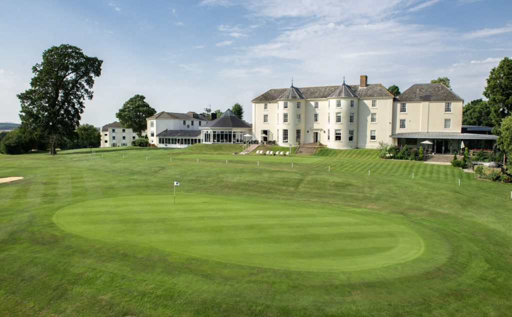 Golf Business News - Sunday Times names Tewkesbury Park as ...