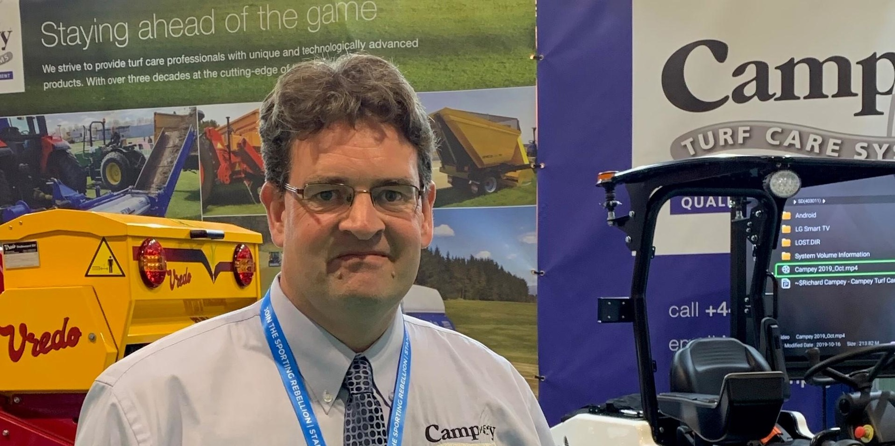 Jason Moodycrop joins Campey Turf Care as Product Specialist 2