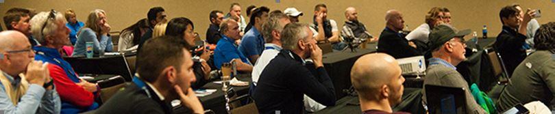 PGA Merchandise Show Education programme header