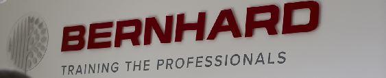 Bernhard logo header