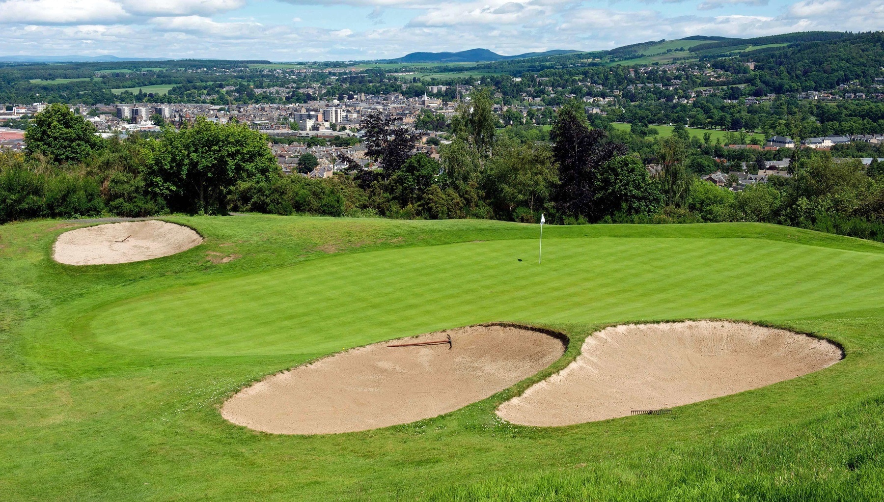 Craigie Hill Golf Course. June 2014. – 07