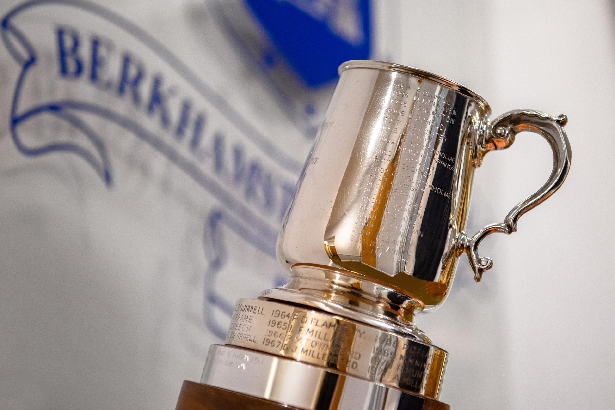 15 Berkhamsted trophy