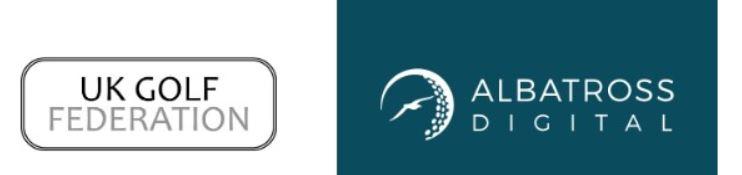 Albatross and UK Golf Fed logo