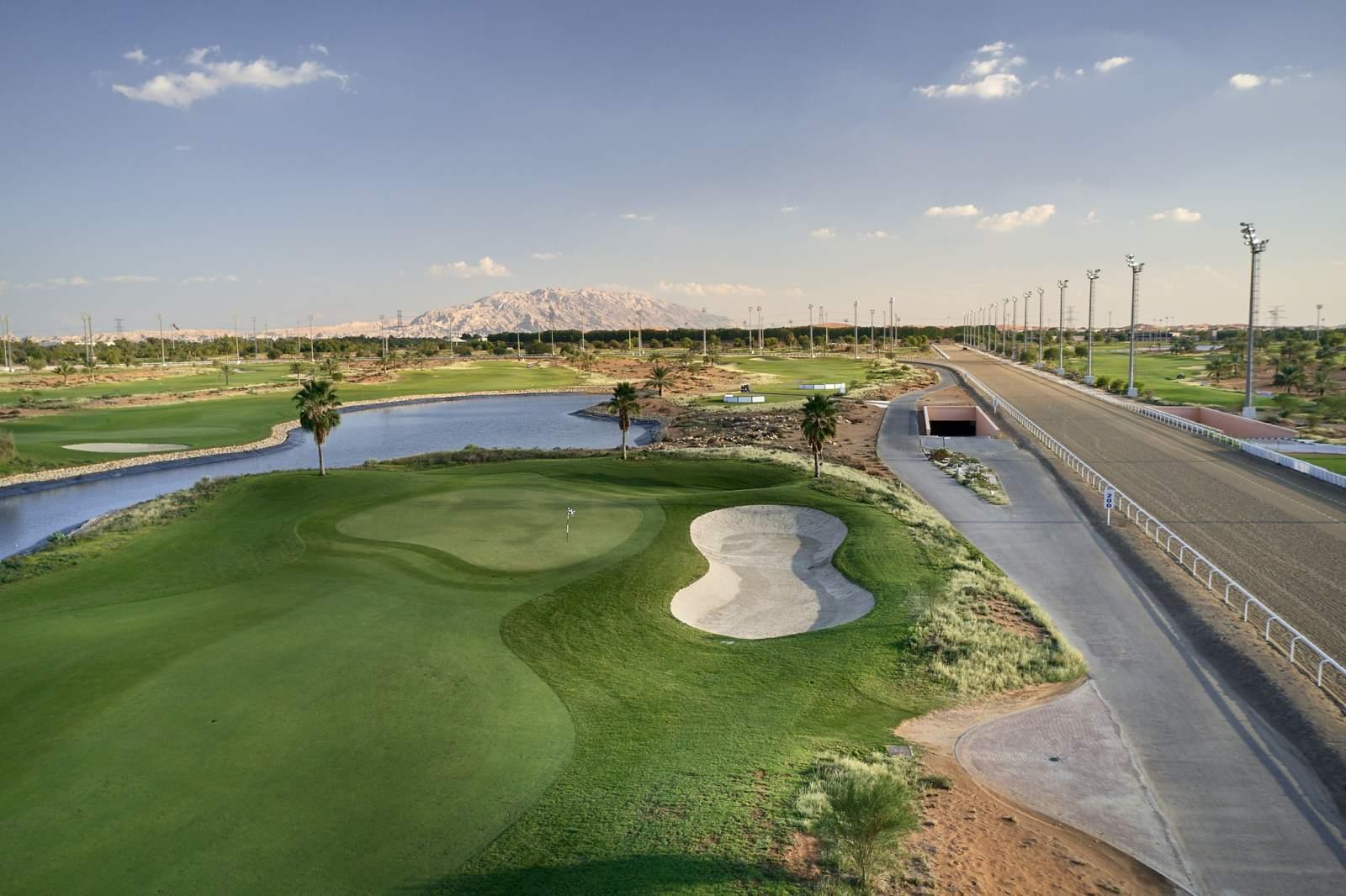 Faldo Series Europemod Grand Final venue Al Ain Equestrian, Shooting & Golf Club