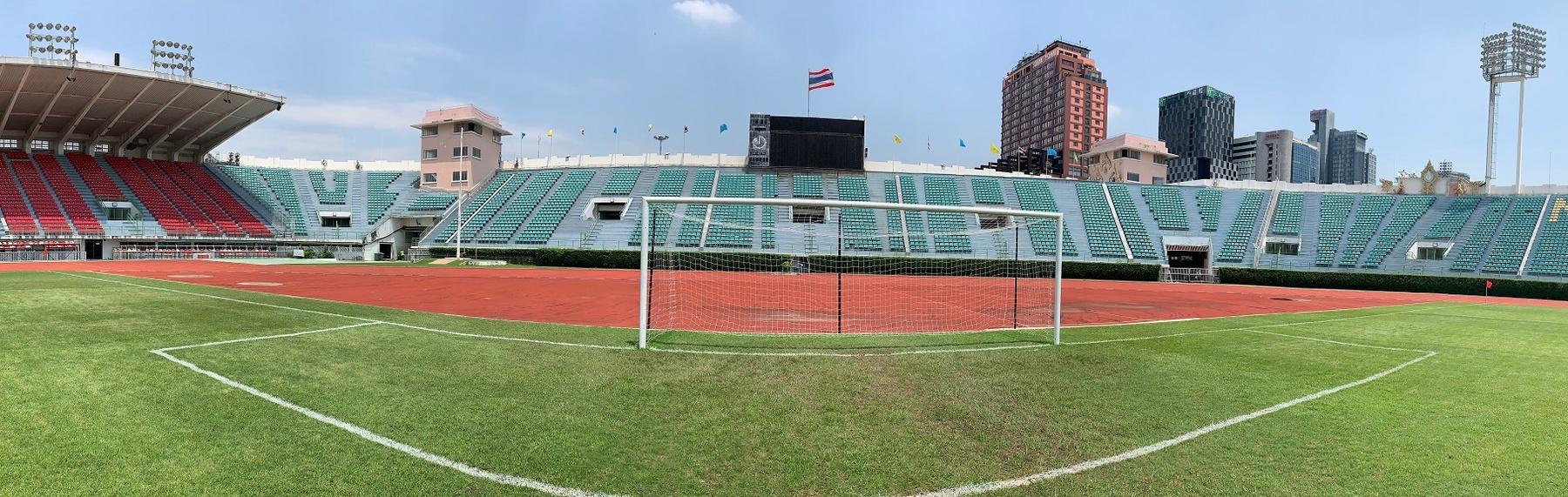 Thai National Stadium pitch