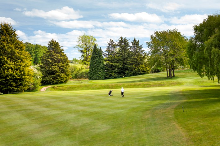 The Herefordshire Golf Club main