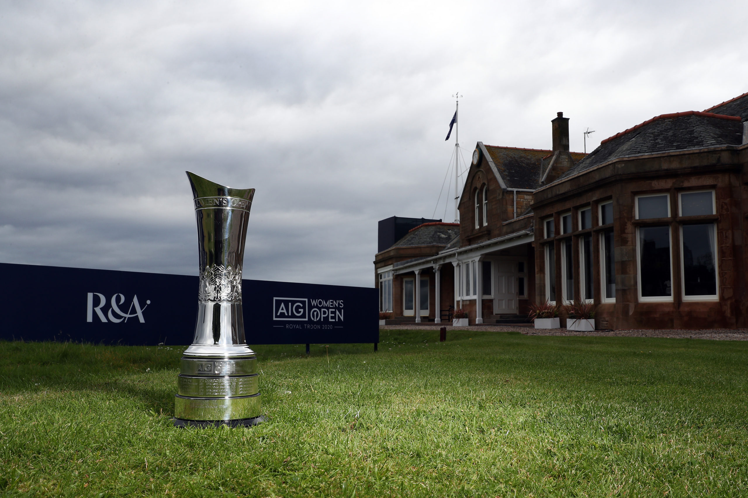 AIG Women's Open 2020 – Previews Day One