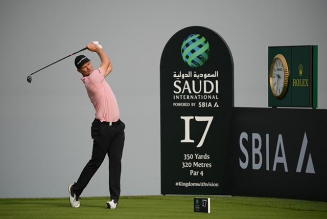 Saudi International – Day One
