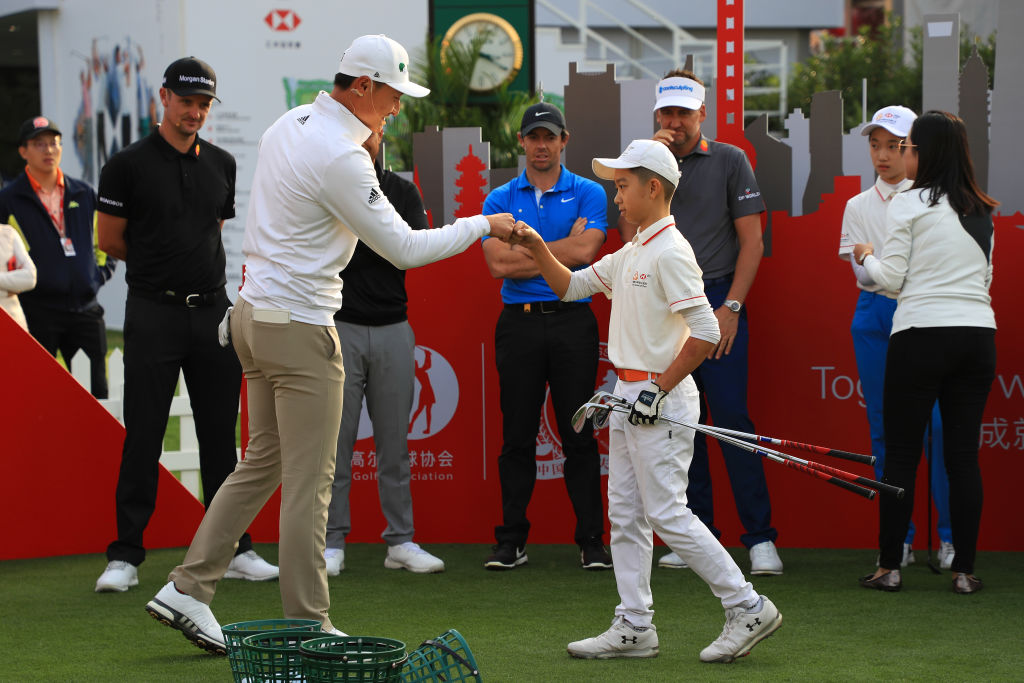 WGC HSBC Champions – Previews Day One