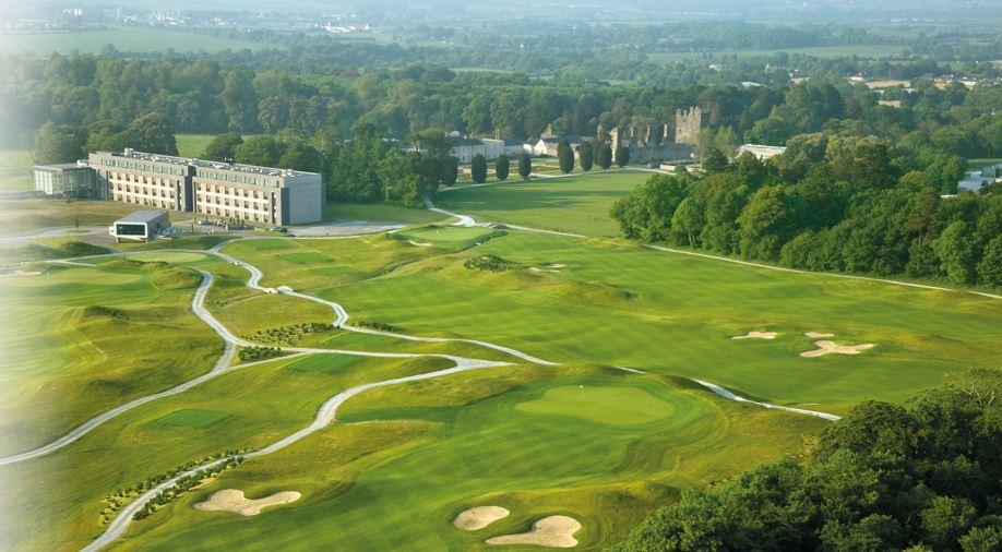 Castlemartyr Resort aerial