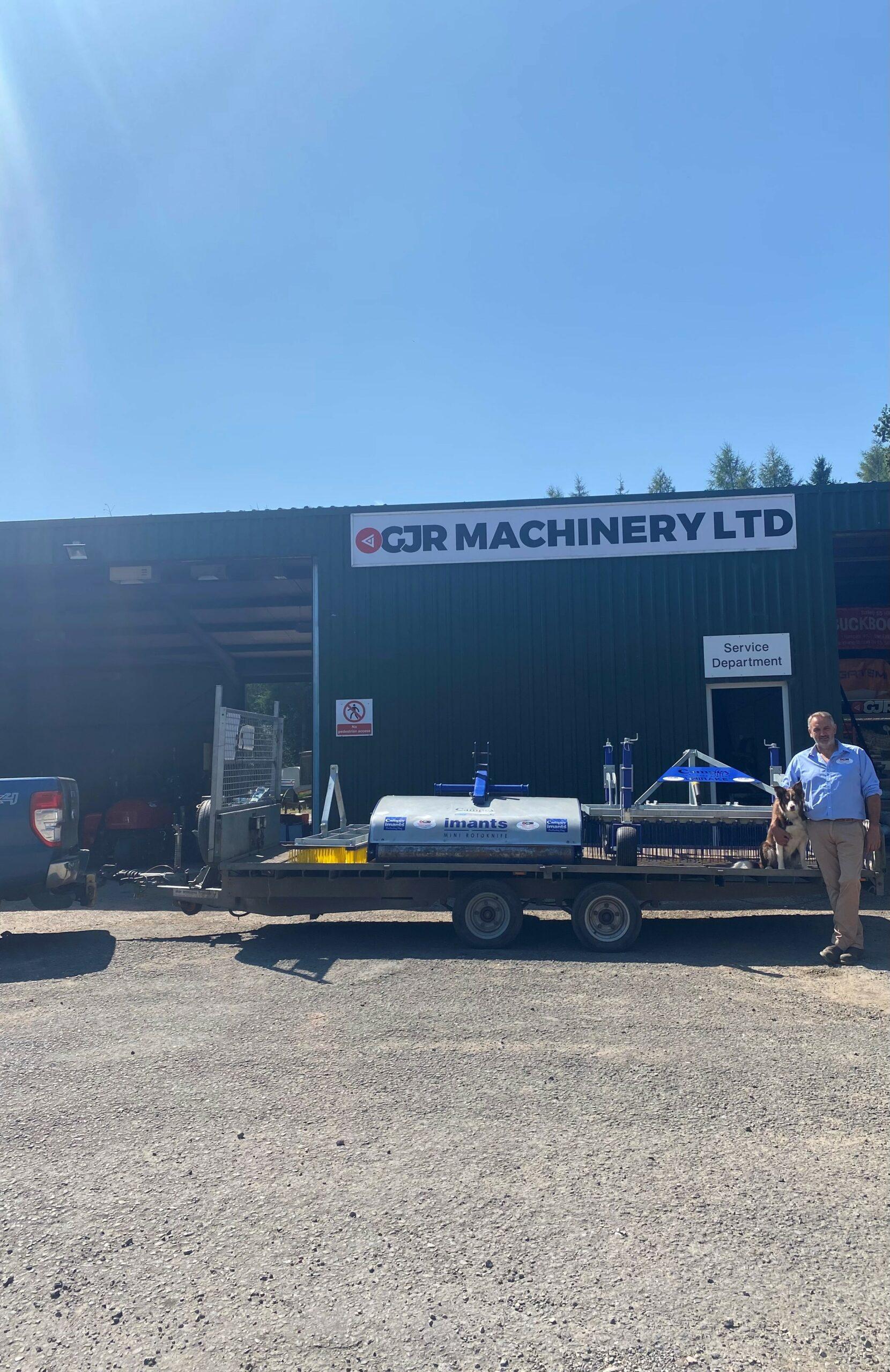 GJR Machinery Ltd