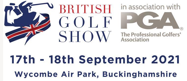 Britsih Golf Show header