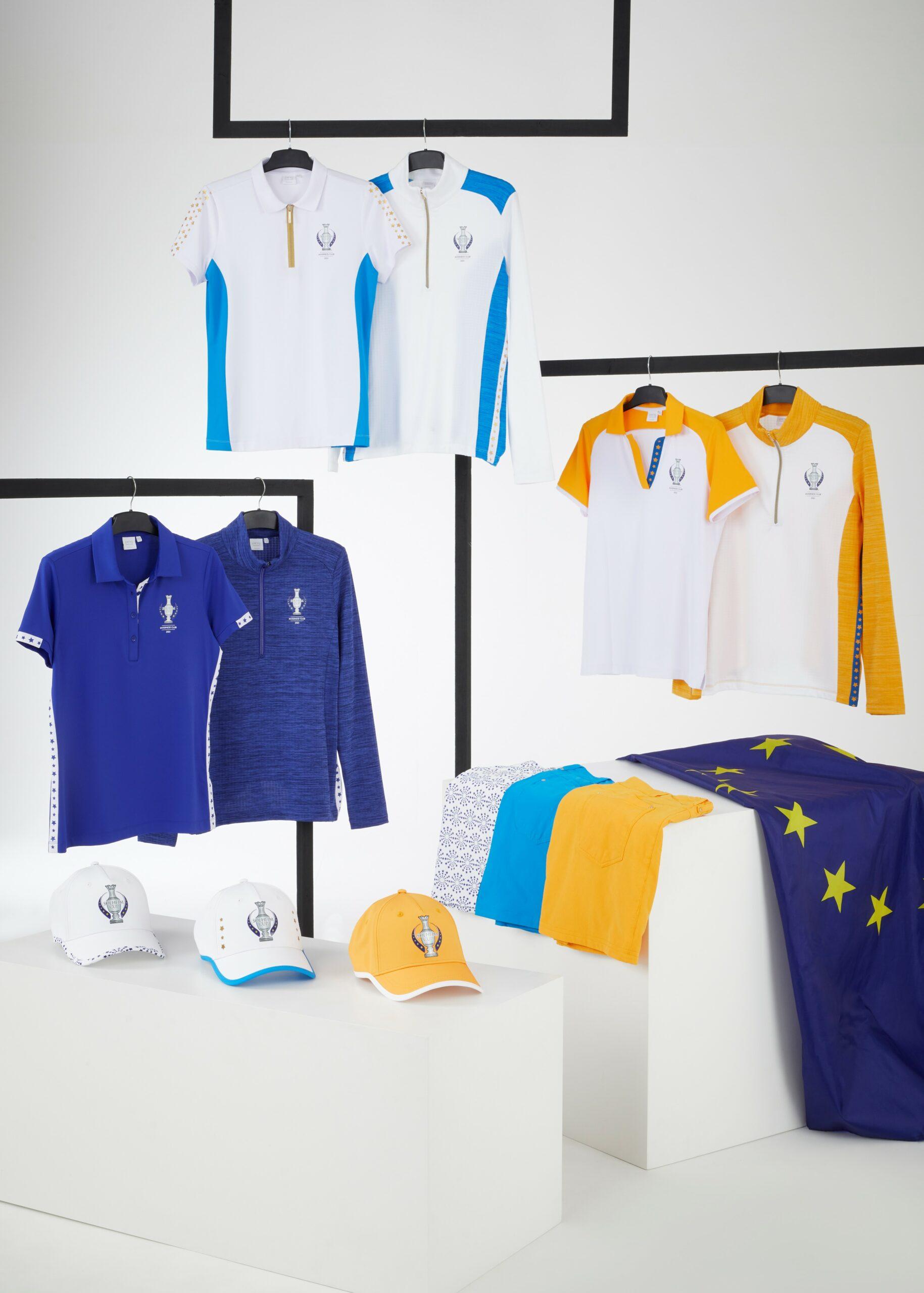 PING 2021 European SC Team Outfits –