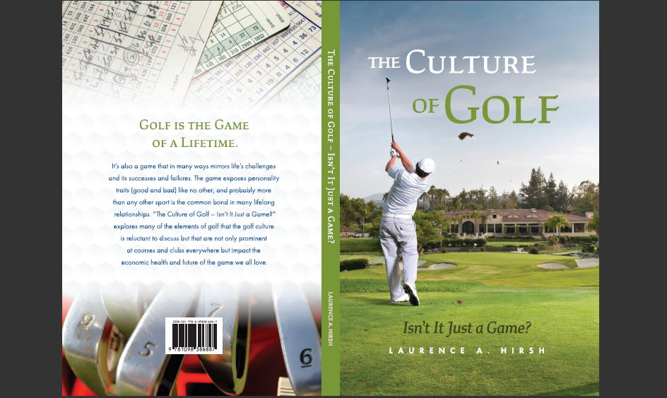 Culture of Golf Cover