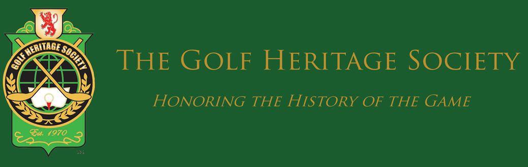Golf Heritage Soc header