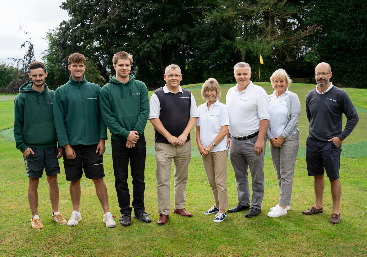 Huxley Golf Employee Ownership Trust 2021