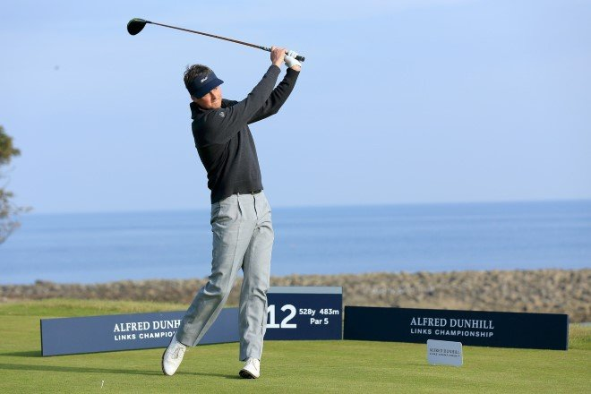 Keane's Tom Chaplin will be teeing it up at this year's Alfred Dunhill Links Championship