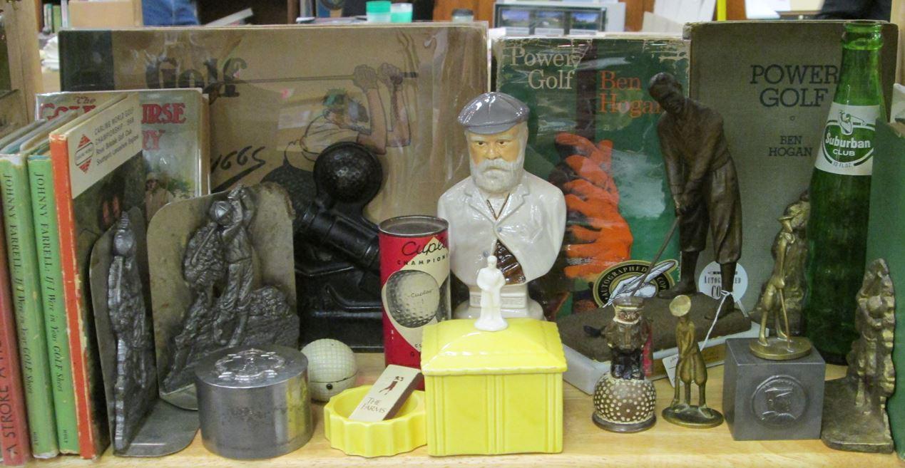 Memorabilia table top sale