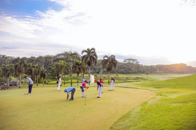 SMS Asia Golf generic shot