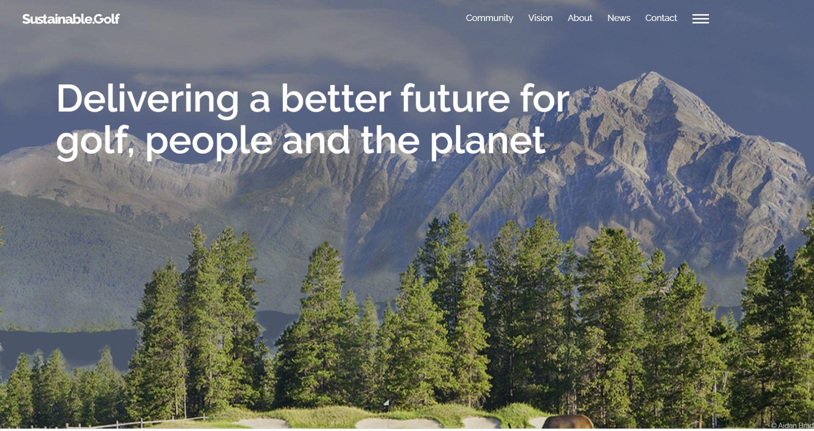 Sustainable Golf screengrab