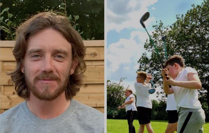 Tommy Fleetwood Golf Foundation Cheshire