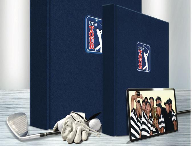 Vault Media image PGA Tour publication